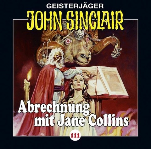 John Sinclair - Folge 111 - Jason Dark