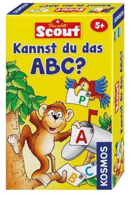 Scout - Kannst du das ABC? - Kai Haferkamp