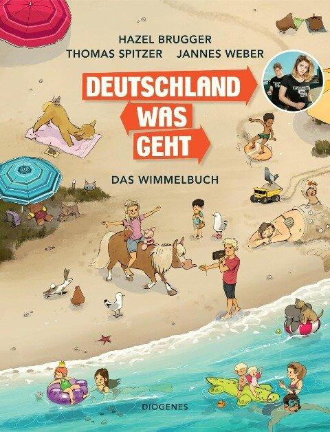 Deutschland Was Geht - Hazel Brugger, Thomas Spitzer