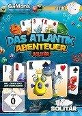 GaMons - Atlantik Abenteuer Solitär. Für Windows Vista/7/8/8.1/10 -