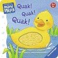 Quak! Quak! Quak! -