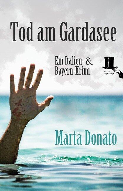 Tod am Gardasee - Marta Donato