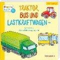 Traktor, Bus und Lastkraftwagen - kannst du dieses Fahrzeug sagen? - Hannah Fleßner