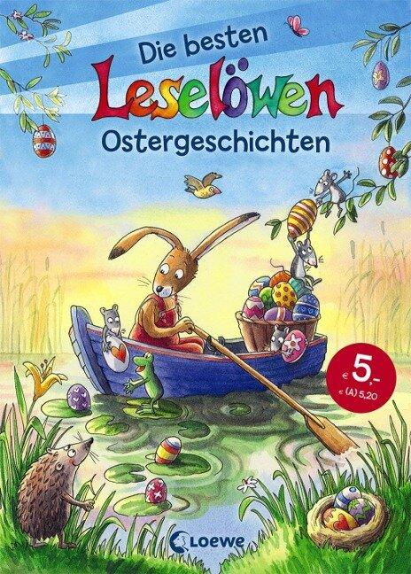 Leselöwen - Die besten Leselöwen-Ostergeschichten -