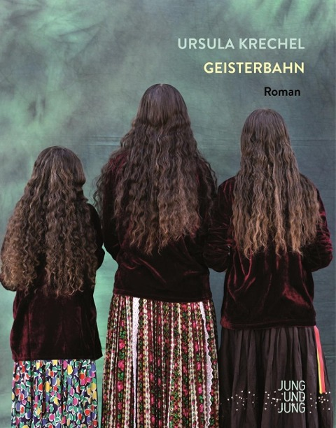 Geisterbahn - Ursula Krechel