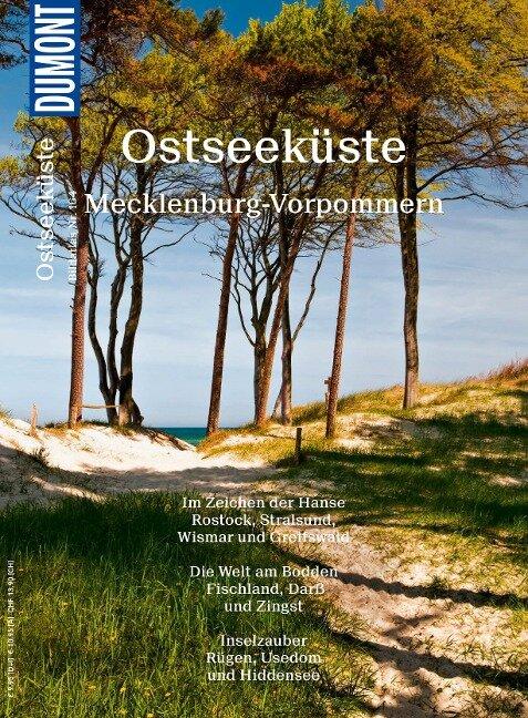 DuMont BILDATLAS Ostseeküste, Mecklenburg-Vorpommern - Dina Stahn