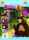 Mascha und der Bär 3er-Box 2 (Folgen 5, 6, 7) -