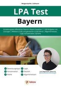 LPA Test Bayern - Lucas Weigerstorfer, Waldemar Erdmann