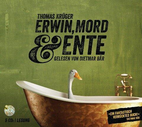 Erwin, Mord & Ente - Thomas Krüger