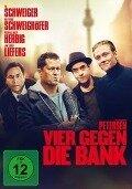 Vier gegen die Bank - Tripper Clancy, Enis Rotthoff