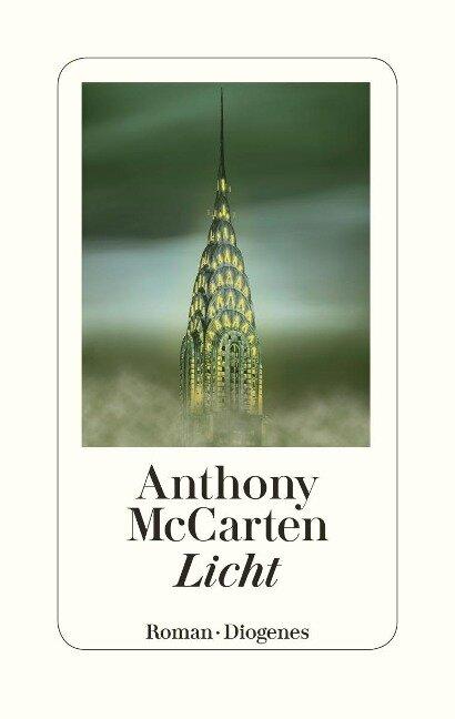 Licht - Anthony McCarten