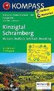 Kinzigtal - Schramberg - Haslach - Wolfach - Schiltach - Hornberg 1:25000 -