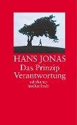 Das Prinzip Verantwortung - Hans Jonas