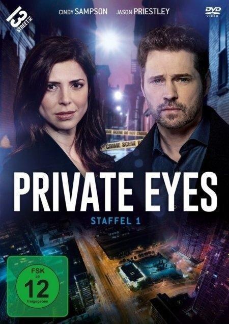 Private Eyes - Staffel 01 -