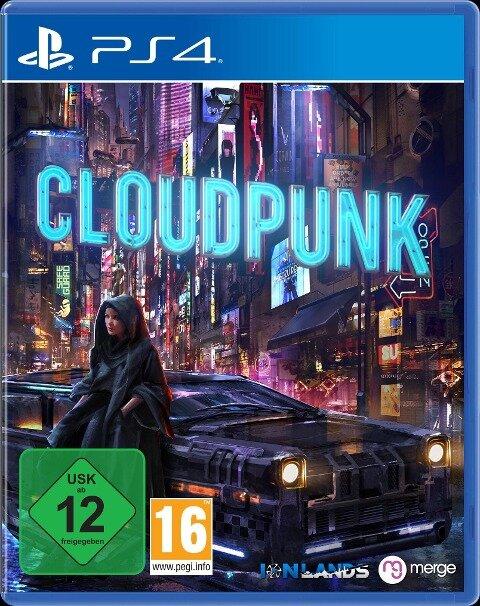 Cloudpunk (PlayStation PS4) -