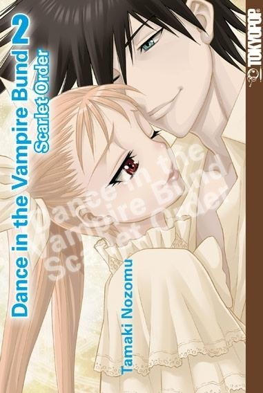 Dance in the Vampire Bund - Scarlet Order 02 - Nozomu Tamaki