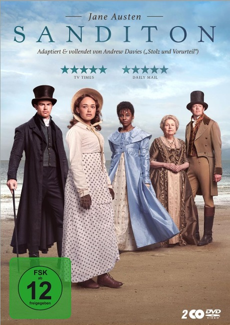Jane Austen: Sanditon -