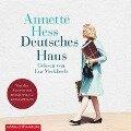 Deutsches Haus - Annette Hess