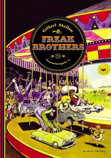 Freak Brothers - Gilbert Shelton