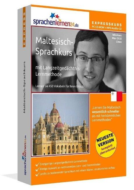 Sprachenlernen24.de Maltesisch-Express-Sprachkurs - Udo Gollub