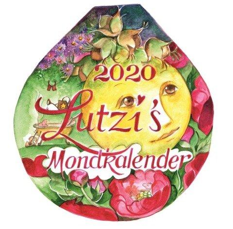 Lutzis Mondkalender rund 2020 - Andrea Lutzenberger