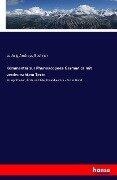 Kommentar zur Pharmacopoea Germanica mit verdeutschtem Texte - Ludwig Andreas Buchner