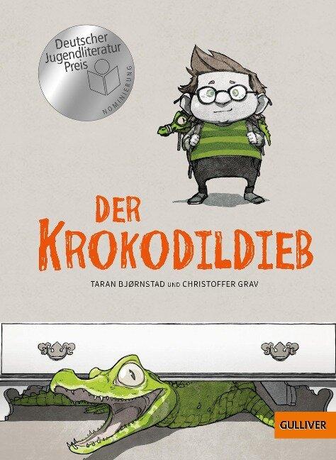 Der Krokodildieb - Taran Bjørnstad, Christoffer Grav