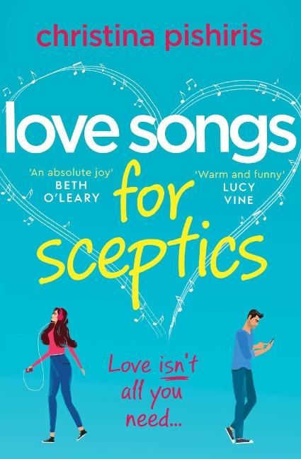 Love Songs for Sceptics - Christina Pishiris