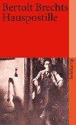 Bertolt Brechts Hauspostille - Bertolt Brecht