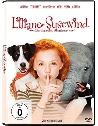 Liliane Susewind - Ein tierisches Abenteuer - Joachim Masannek