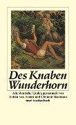 Des Knaben Wunderhorn -