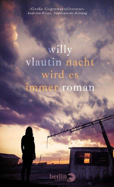 Nacht wird es immer - Willy Vlautin