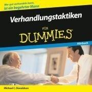 Verhandlungstaktiken für Dummies Hörbuch - Michael C. Donaldson