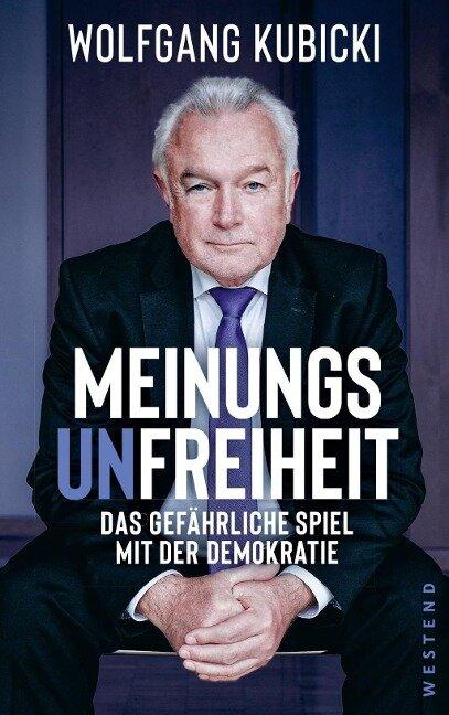Meinungsunfreiheit - Wolfgang Kubicki