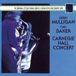 Carnegie Hall Concert - Gerry & Baker Mulligan