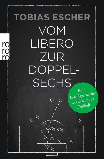 Vom Libero zur Doppelsechs - Tobias Escher