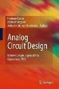 Analog Circuit Design -