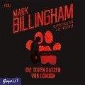 Die toten Katzen von London - Mark Billingham