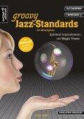 Ein halbes Dutzend Groovy Jazz-Standards für Alt-Saxophon -