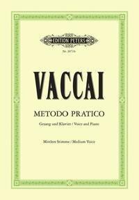 Metodo pratico di Canto Italiano - Nicola Vaccai, Pietro Metastasio