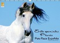 Edle spanische Pferde - Pura Raza Espanola (Wandkalender 2018 DIN A3 quer) - Ramona Dünisch www. Ramona-Duenisch. de