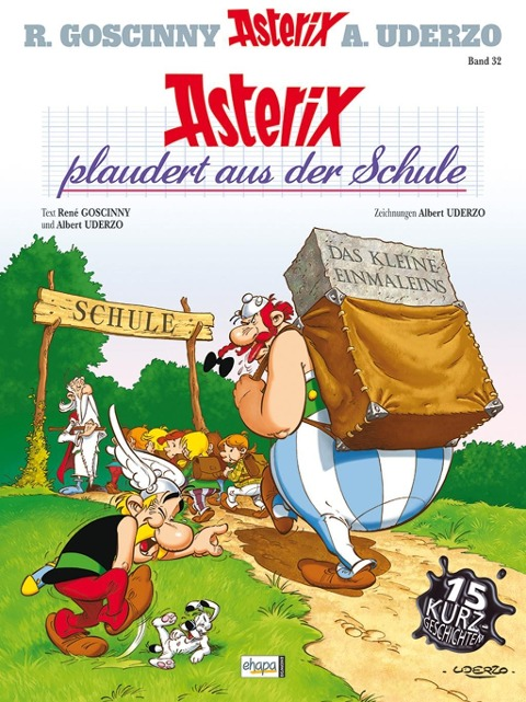 Asterix 32 - René Goscinny