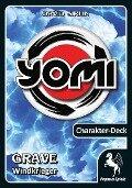 Yomi Einzeldeck Grave - Windkrieger - Charakter-Deck -