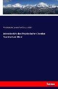 Jahresbericht des Physikalischen Vereins Frankfurt am Main - Physikalischer Verein Frankfurt Am Main