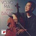 Yo-Yo Ma Plays Bach -