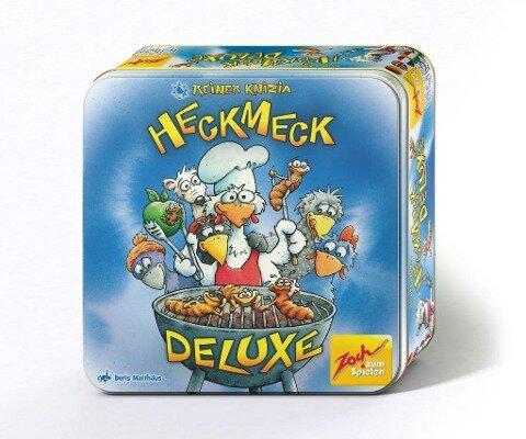 Heckmeck Deluxe - Reiner Knizia