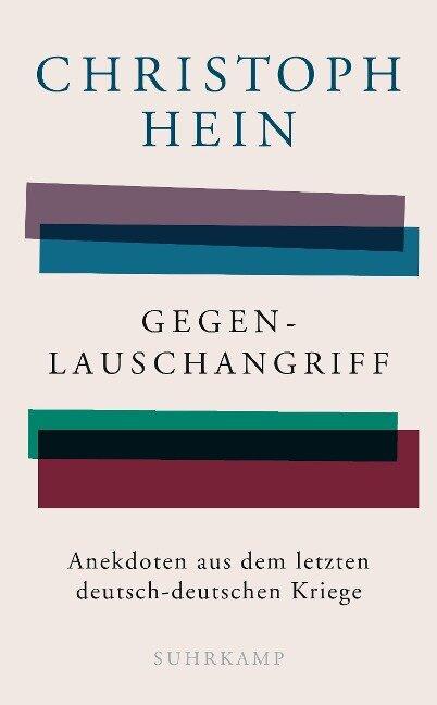 Gegenlauschangriff - Christoph Hein