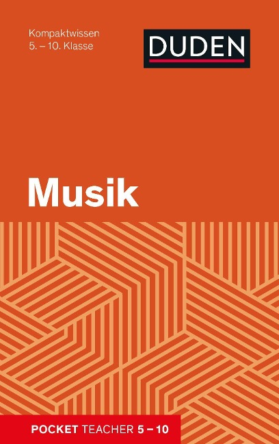 Pocket Teacher Musik 5.-10. Klasse - Holger Mittelstädt