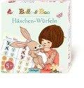 Belle und Boo Häschen-Würfeln - Mandy Sutcliffe