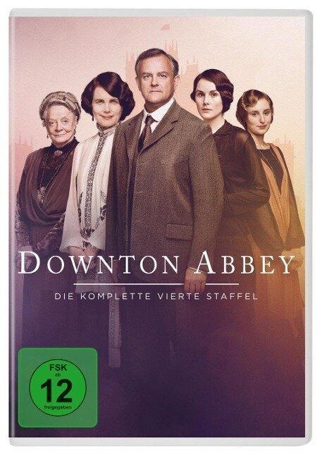 Downton Abbey - Staffel 4 -